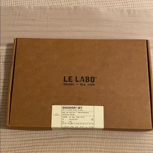 Le Labo City Exclusive Discovery Set